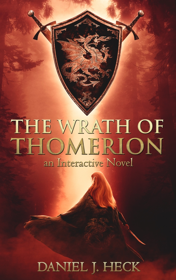 e-book - The Wrath of Thomerion